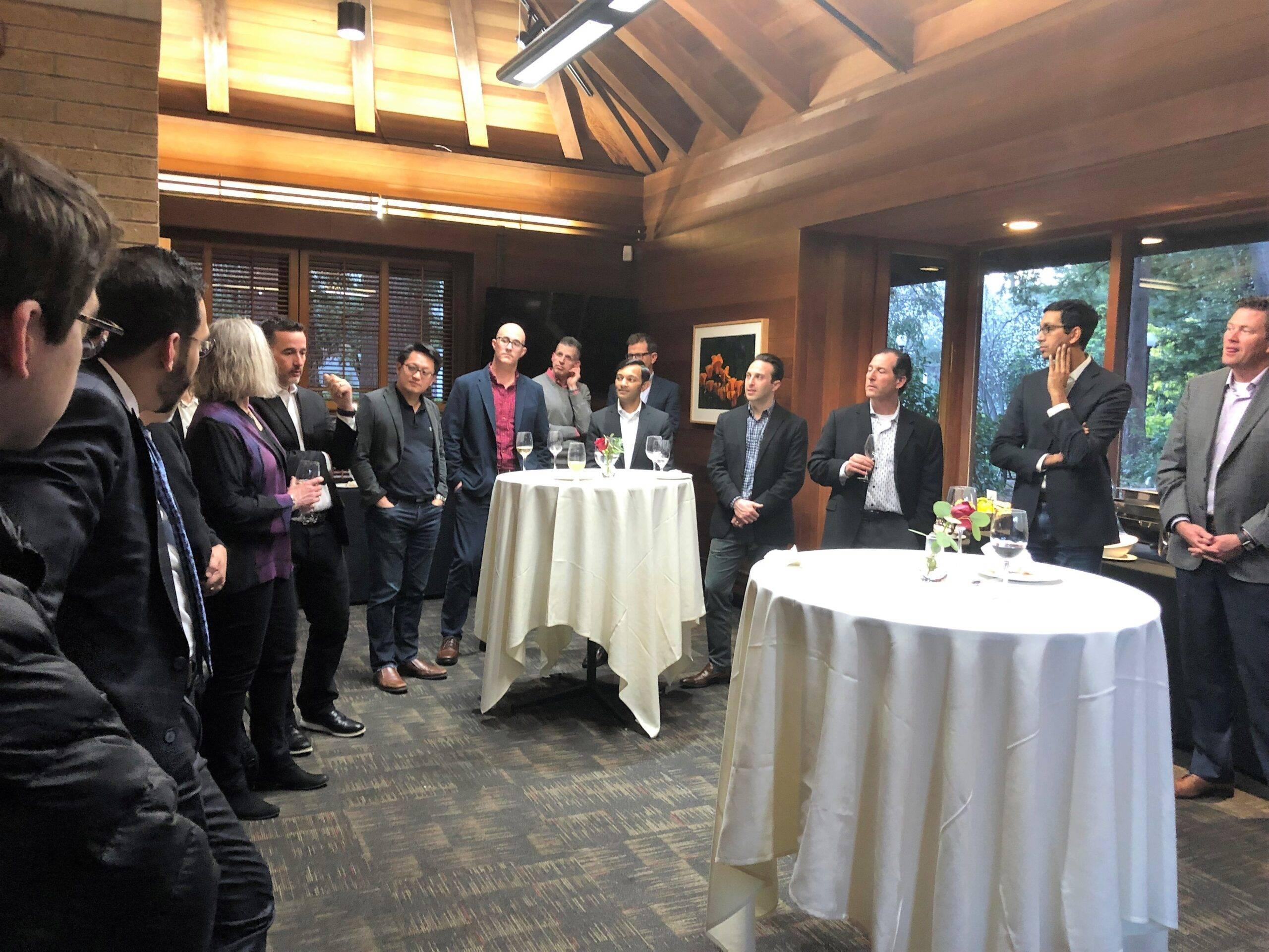 Stanford 2019 reception