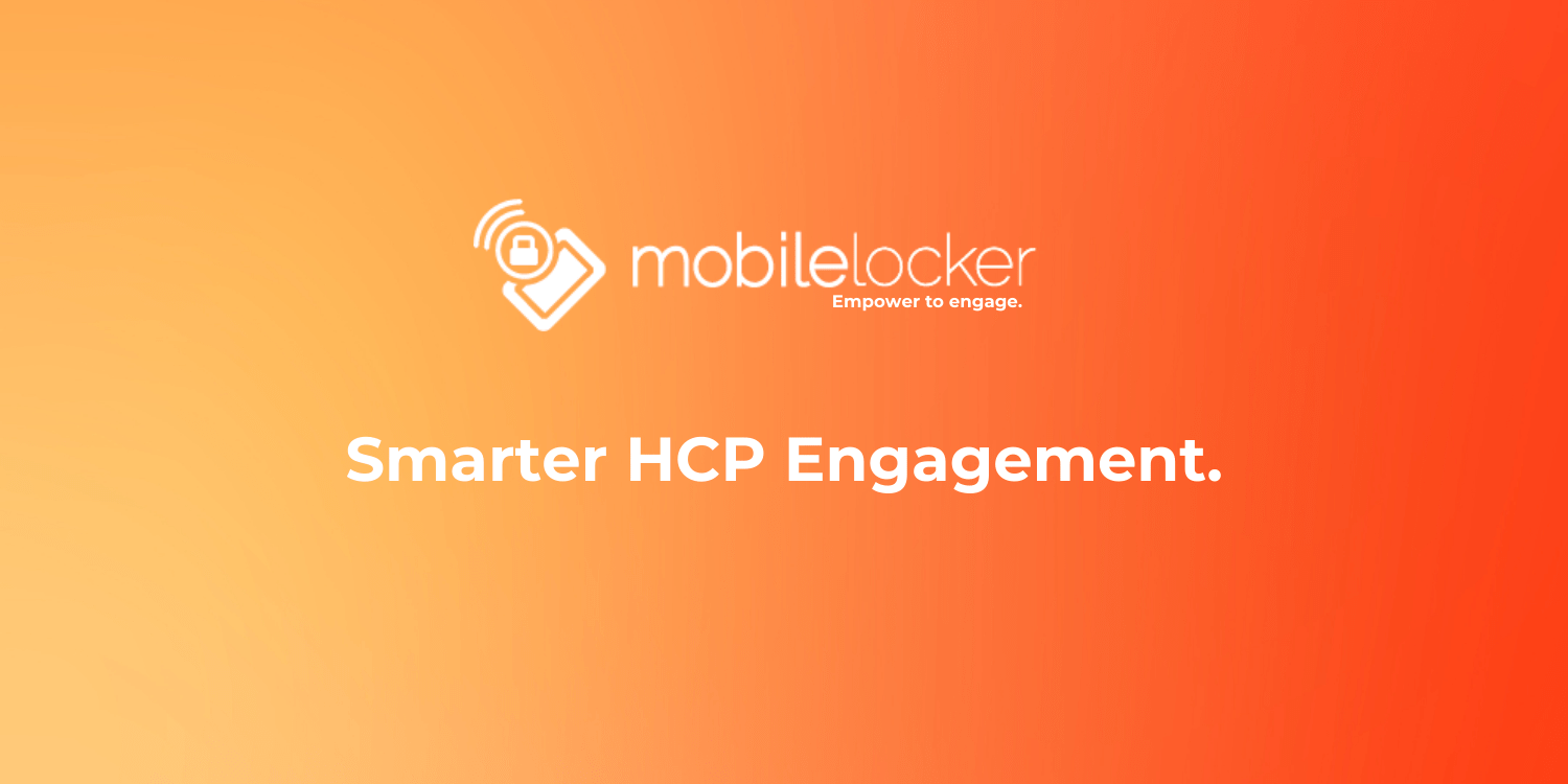 Smarter HCP Engagement.